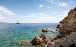 Błękitny rejs wybrzeża Bodrum