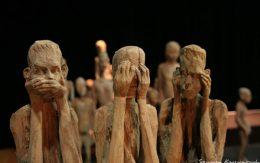 Łukasz Trzciński rzeźby