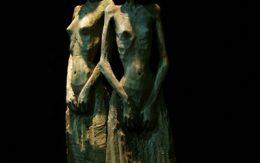rzeźba w drewnie lipowym