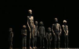 Rzeźby w drewnie lipowym Łukasz Trzciński