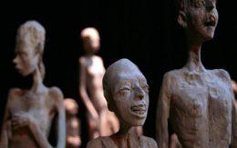 Rzeźby Trzciński