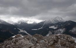 Nosal szczyt w Tatrach, Zakopane