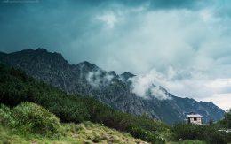 Wyjście szlakiem na dolinę pięciu stawów