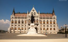 Parlament Budapeszt Węgry
