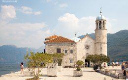 Kościół na wodzie Czarnogóra