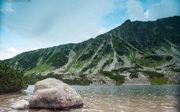 Jezioro pięć stawów