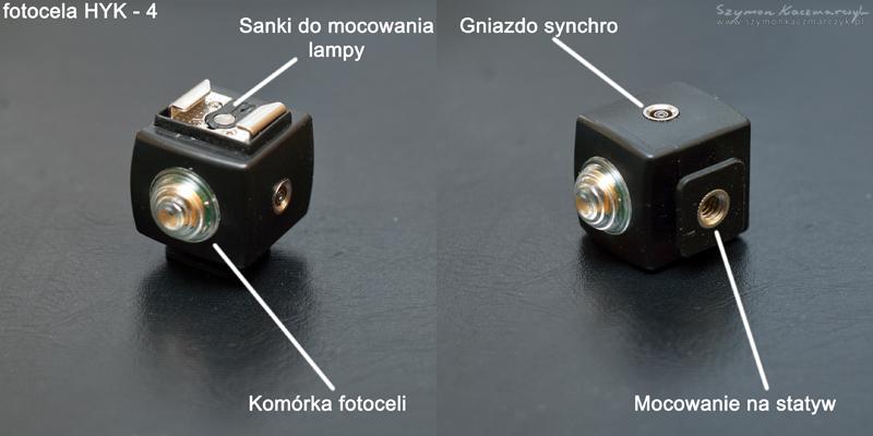 fotocela do lampy błyskowej