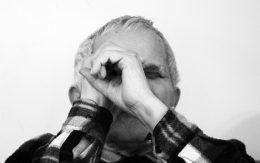 portret z dziadkiem