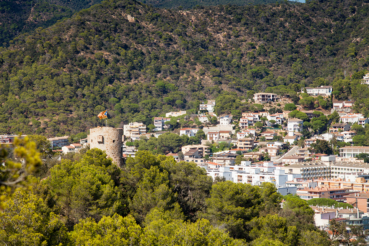 Tower Tossa de mar