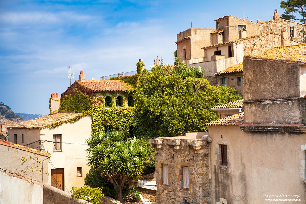 Stare miasto Tossa de mar