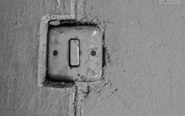 włącznik światła PRL