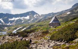 Dolina pięciu stawów chata