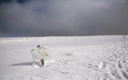 Zimą na Tarnicę