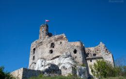 Szlak orlich gniazd zamek w Mirowie
