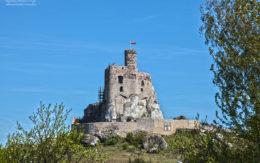 Mirów, zamek
