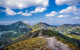 Szlak na Baraniec Tatry Zachodnie, Słowacja