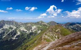 Tatry Zachodnie, Słowacja